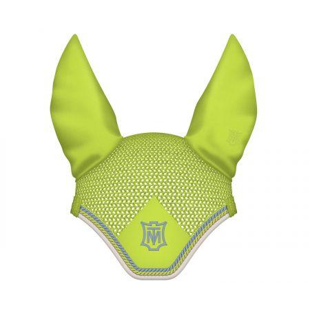 Ohrenkappe Gr. L apfelgrün