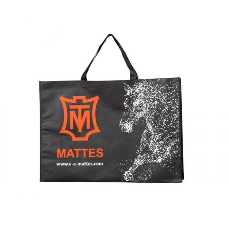 Mattes Tragetaschen 10er Set