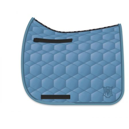 Schabracke DR Gr.L cornet blue ohne Lammfell (Musterware)