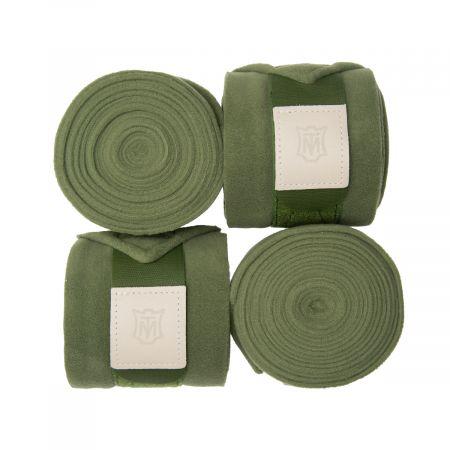 Fleece Bandagen khaki