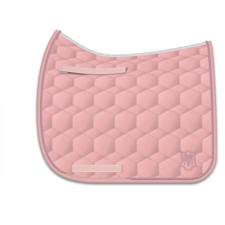 Schabracke DR Gr.L blush pink ohne Lammfell (Musterware)