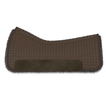 Square Pad Gr. L taupe/titan mit Correction System (Musterware)